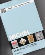 Ost-Europa Briefmarken Katalog 2015 Neu 62€ MICHEL Band 7: Polska Russia USSR Sowjetunion Ukraine Moldawien Weiß-Rußland - Sammlungen