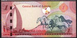 BAHREIN  (BAHRAIN) : 1 Dinar - 2007  - P26 - FDS - Bahrein