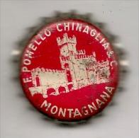 Tappo A Corona F. Pomello Chinaglia & C. Montagnana (Padova) - Kronkorken