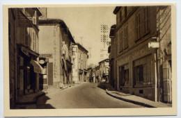 MAUZE SUR LE MIGNON--La Grande Rue (commerces,pub Kodak)  14 X 9  éd Galeries Parisiennes - Mauze Sur Le Mignon