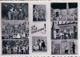 Lausanne, Revue 1955, ça T'la Coupe (2361) - VD Vaud