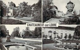 CPSM (format Cpa) Chateauneuf-sur-Loire (animée) ER 1316 - Frankreich