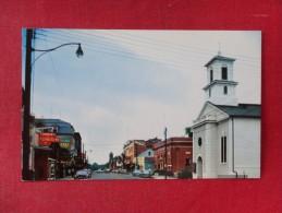 Rhode Island> East Greenwich  Main Street  ref 1551