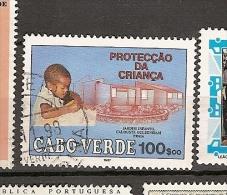 Cape Verde & Ultramar (Z79) - Isola Di Capo Verde