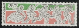 Wallis Futuna Islands 1991 French Open Tennis Championship  MNH - Used Stamps