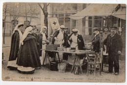 MAISONS ALFORT Crue De La Seine Dames De La Croix Rouge Carte Postale  Red Cross Nurse Original Postcard Cpa (W4_443) - Croce Rossa