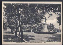 WC445 PALESTRINA -GIARDINI PUBBLICI E MONUMENTO AI CADUTI - Altre Città