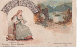 LES DENTELLES ( Type Gruss )lac De Killarnay - Other