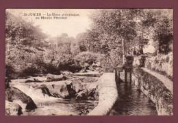 carte postale France Saint Junien la Glane pittoresque au Moulin P�nicaut