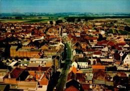 59-ANNOEULLIN..VUE GENERALE AERIENNE....CPM - France