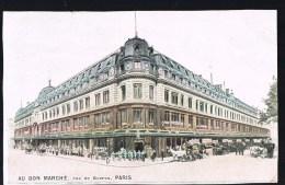 AU BON MARCHE . Rue De Sèvres . PARIS . - France