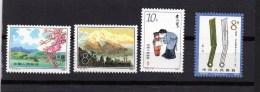 Série De 4 Timbres -  1979 - 1981 - 1982 - Nuovi