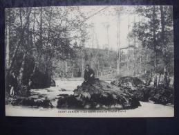87. SAINT JUNIEN - La Glane sous le Chalet Corot