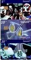 USED PHONE CARDS  SWITZERLAND  3V