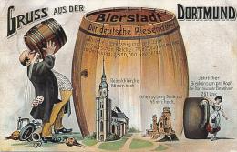 DORTMUND - Gruss Aus Der Bierstadt - Sonstige