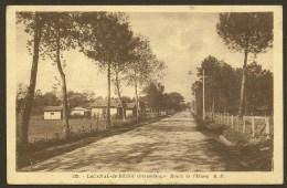 LACANAU MEDOC Route De L´Etang (Delboy) Gironde (33) - Autres Communes