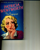 PATRICIA WENTWORTH YHE FINGERPOINT 375 PAGES - Entertainment