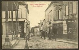 GUITRES Rare Rue Du Port (Lacoste) Gironde (33) - France