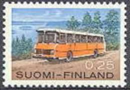 Finland 1971 Autobus PF-MNH-NEUF - Nuovi