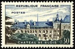 France N° 1255 ** Château De BLOIS - Nuovi