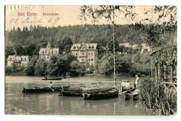 Bad Elster Louisasee - Bad Elster