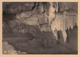 Grottes De Han La Salle Des Draperies - Rochefort