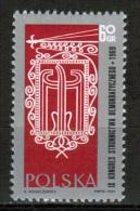 PL 1969 MI 1906 - Neufs