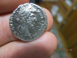 Monnaie Romaine :MARC AURELE Dnier - 3. The Anthonines (96 AD To 192 AD)