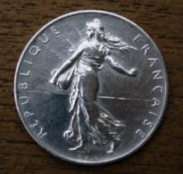 2 Francs Argent 1918