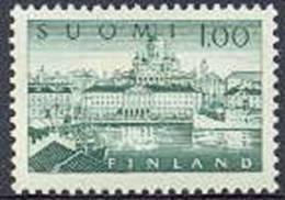 Finland 1963 1.00mk Helsinki Fluorescerend PF-MNH-NEUF - Finland