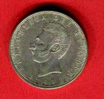 SUCRE 1943 TTB+ 35 - Equateur