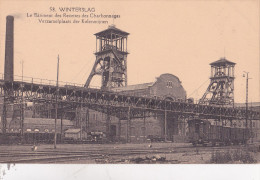WINTERSLAG : le b�timent des Recettes des charbonnages