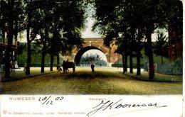 HOLLAND - NIJMEGEN - HEESERPOORT 1903 - Nijmegen