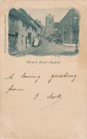 ROYAUME UNI - ENGLAND -  SEAFORD - Church Street - Otros