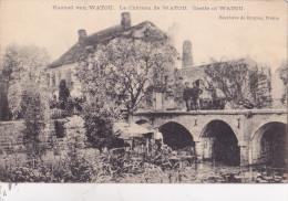 WATOU : kasteel - ch�teau