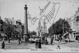 LA PLACE /LOT 1046 - Moulins