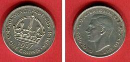 1 COURONNE 1937  TTB 75 - Monnaie Pré-décimale (1910-1965)