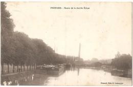 Dépt 54 - FROUARD - Bassin De La Double Écluse - (péniches) - Frouard