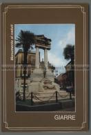 T7283 GIARRE Catania MONUMENTO AI CADUTI VG (m)