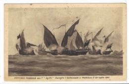 433/500 - QUADRO MUSEO NAVALE LA SPEZIA 1933 - Cartoline