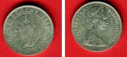 1 DOLLAR 1966)  TTB 23 - Bahamas