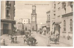 CASABLANCA - Boulevard De L'horloge - Casablanca