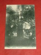 RONSE  -  RENAIX  -  Bois Joly -  Le Dolmen   -  1909   -  (2 Scans) - Renaix - Ronse