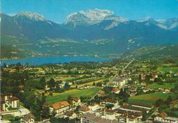 LAC D´ANNECY 74 - Saint-Jorioz - Vue Générale Et La Tournette - 12.8.1987 - M-3 - Annecy