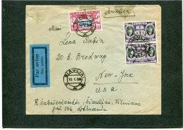 Lietuva Cover Airmail 1939