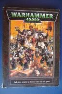 PGB/28 MANUALE WARHAMMER 40000 NELLA TETRA OSCURITA DEL LONTANO FUTURO C´E´ SOLO GUERRA - Warhammer