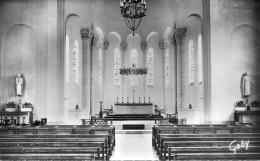 Aunay Sur Odon - Intérieur De L'église Notre Dame - Architectes Chirol Et Mouillard - Francia