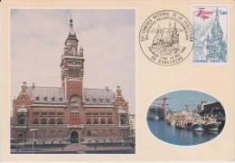 Nord :  DUNKERQUE  :  Vue  (  Cachet - Timbre ) - Dunkerque