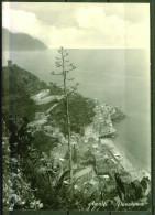 Amalfi - Vue Générale - Panorama - Rostastamps - Andere Steden