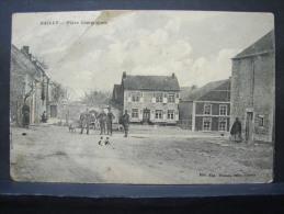 AF. CP. 7. Dailly. Place Communale. Griffe Linéaire De Villers La Tour - Couvin